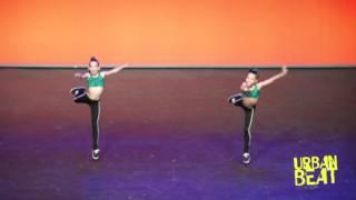 SISTERS ACT - 2014 URBAN BEAT (coreografía de Laura Llodrà)