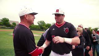 RVision: @RutgersBaseball Senior Day
