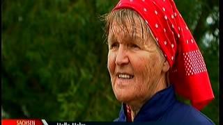 preview picture of video 'Bauernhof Helm hatte das grösste Duroc-Schwein Sachsens'