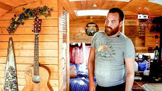 $10k TOTAL Cost Mini Skoolie ~ Clever Ideas For A Tight Tiny House Budget