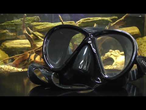 Маска для подводного плавания BS Diver Mirola Video #1