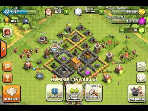 <b>Bon</b> exemples de <b>villages</b> pour <b>hdv</b> <b>3</b>-8 ! sur le forum <b>Clash</b> ...