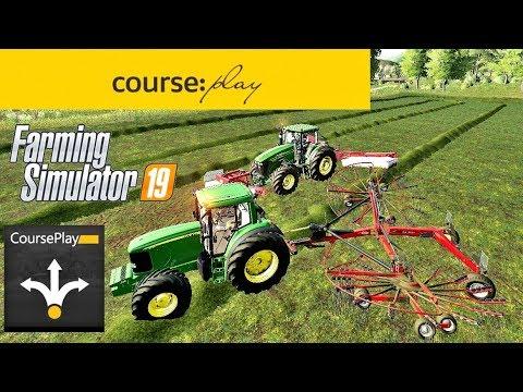 FS19 Courseplay v6 01 00194 - Modhub us