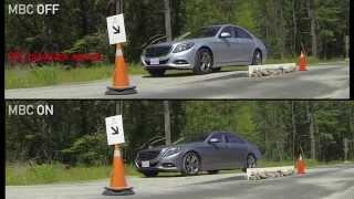 Mercedes S-Class : Magic Body Control
