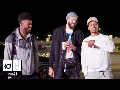 JaVale McGee's Parking Lot Chronicles: Episode 4