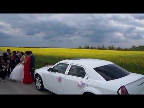 Авто на весілля, відео 12