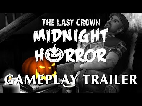 The Last Crown: Midnight Horror - Gameplay Trailer thumbnail