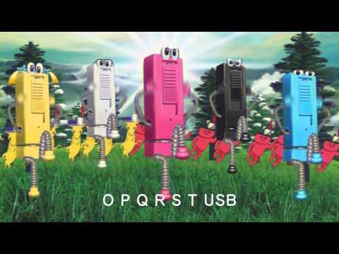 Japonská reklama na USB zapalovač