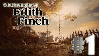 WHAT REMAINS OF EDITH FINCH: #1 - JUEGAZO!