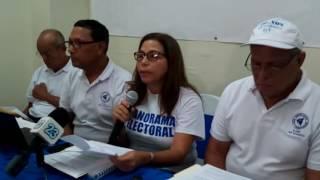Conferencia de prensa/IV Informe Pre Electoral Sistemático del Consorcio Panorama Electoral