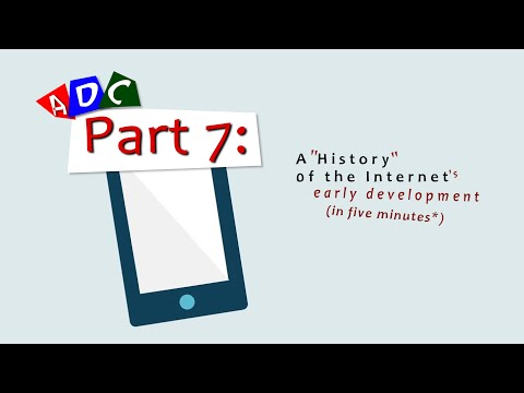 """A Dying Culture   Part seven: A """"History"""" of the Internet's Early Development"""