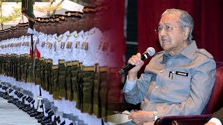 Dr M urges for upgrading of military intelligence-gathering to thwart terror threats