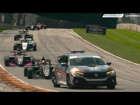 Story of Survival for F3 Americas Drivers at Road America
