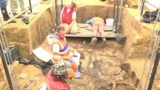 Agents 008 : le métier d'Archéologue