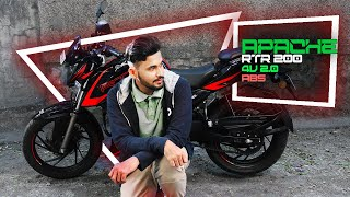 Tvs Apache Rtr 4v 2.0 Race Edition (ABS) Review In Hindi