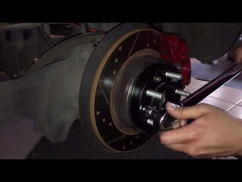 "Volvo C30 2.0 1"" Rear Wheel Spacer"