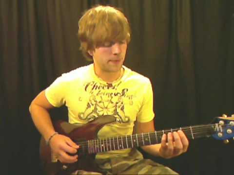 Guitar Chord Theory - Finding All Power Chords