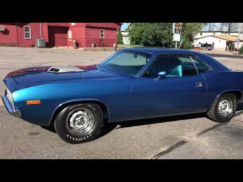 Video of '73 Barracuda - PH9X