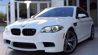 2014/2015 BMW M5 F10 Start Up, Exhaust and In Depth Reviews