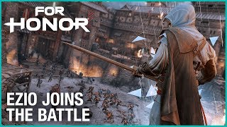For Honor: Fight Ezio in Assassin's Creed Crossover | Ubisoft [NA]