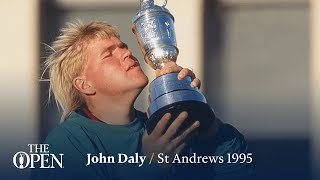 John Daly wins in St Andrews | The Open Official Film 1995