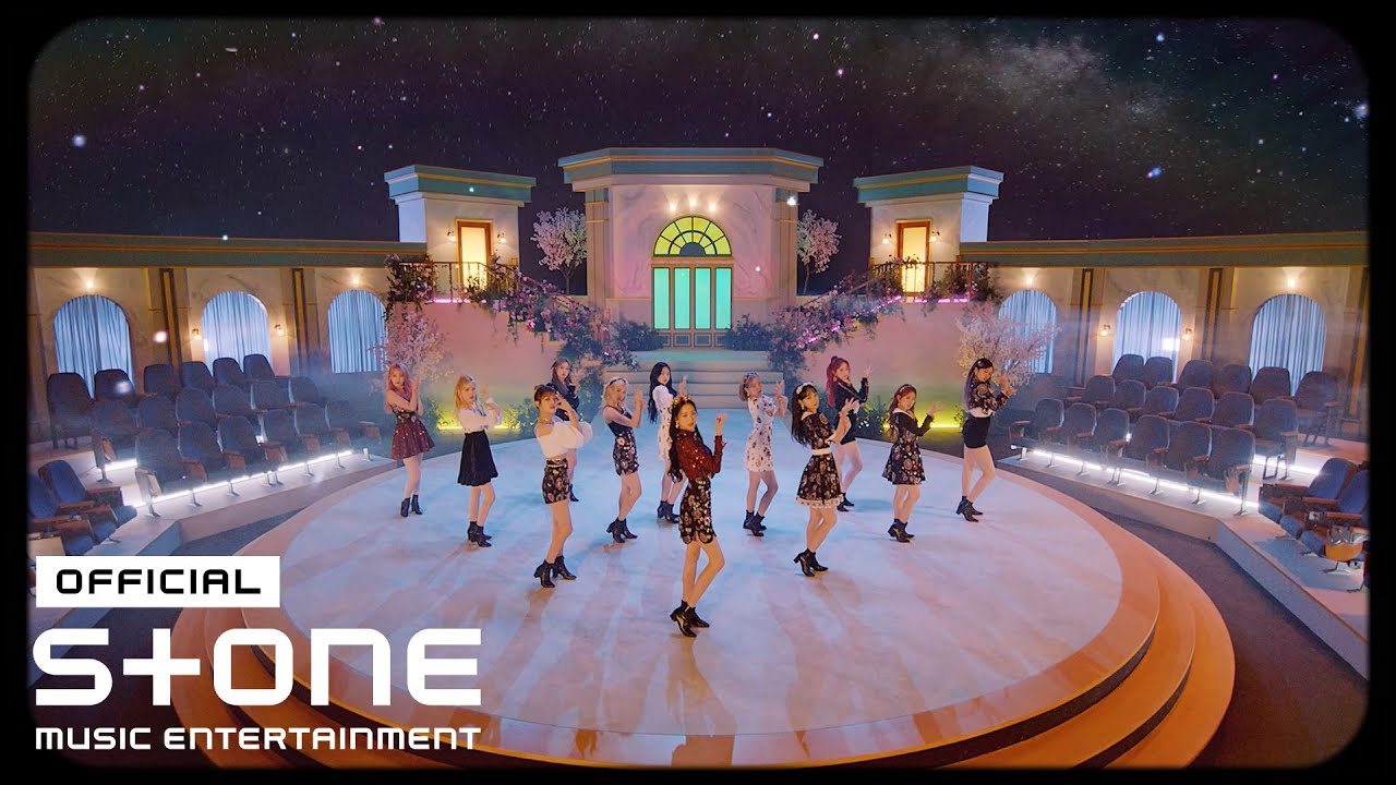 [Korea] MV : IZ*ONE - Panorama