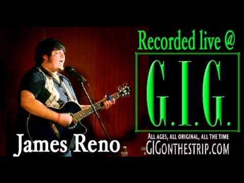 James Reno live at GIG 'Home'
