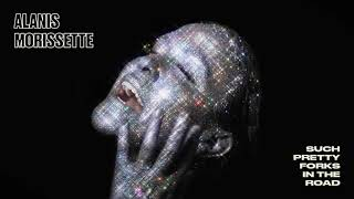 Kadr z teledysku Ablaze tekst piosenki Alanis Morissette