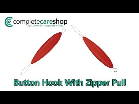 Button Hook Zipper Combo Demo