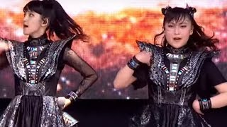 BABYMETAL Performs With Mysterious New Member. Who Is She?
