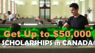 Top 10 Scholarships In Canada For International Students - Top 10 Series