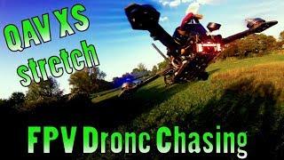 FPV drone chasing | QAV XS stretch vs. Ummagawd Remix