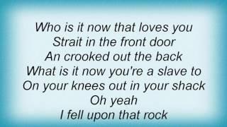 16 Horsepower - Splinters Lyrics