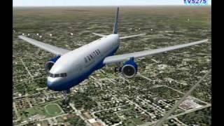 United 910 Denver - Chicago