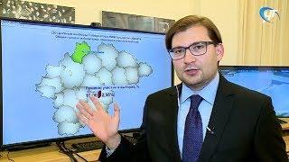 Евгений Янин сообщил последнюю информацию о явке избирателей из Информационного центра «Выборы-2017»