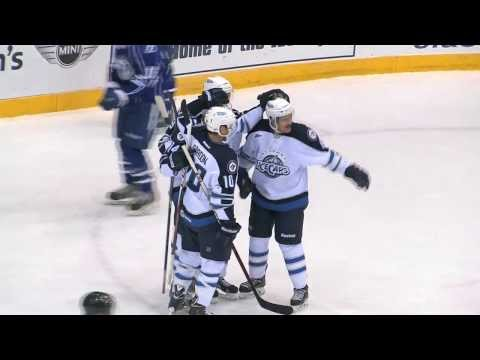 Highlights: IceCaps 5 Crunch 1 (Dec. 11, 2013)