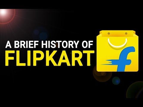 Tracing Flipkart's funding rounds and valuation landmarks since inception