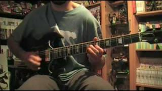 AC/DC shot of love guitar cover