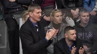 Комбинация со спиной соперника Артамонова – в видеообзоре матча Днепр – Черкаськи Мавпы