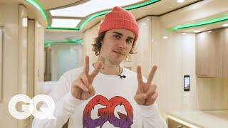 Inside Justin Bieber's Tour Bus   GQ