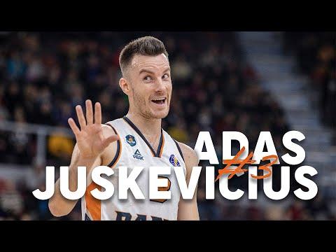 Best of Adas Juskevicius | VTB League 2019/20 Season