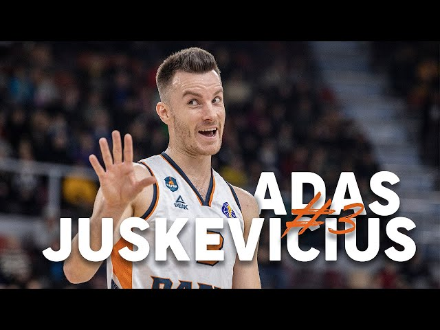 Best of Adas Juskevicius | VTB League 2019/20 Season