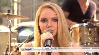 Danielle Bradbery - The Heart of Dixie Performance on The Today Show