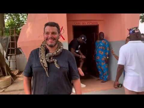 Download Temple Of Python Ouidah Benin Republic Video 3GP Mp4 FLV HD