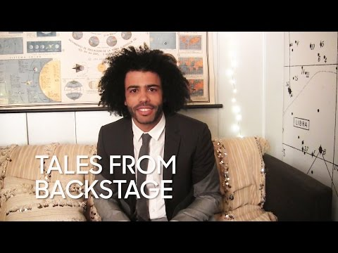 Tales from Backstage: Daveed Diggs in