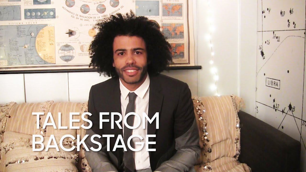 """Tales from Backstage: Daveed Diggs in """"Hamilton"""" thumbnail"""