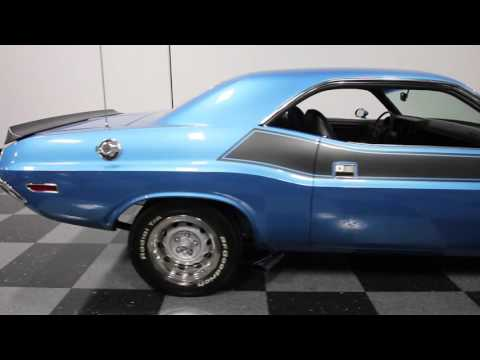 Video of '70 Challenger T/A Six-Pack - FVJJ