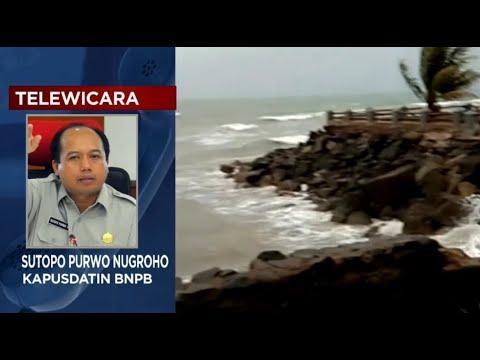 Tsunami di Pandegelang dan Lampung, 43 Orang Meninggal Dunia