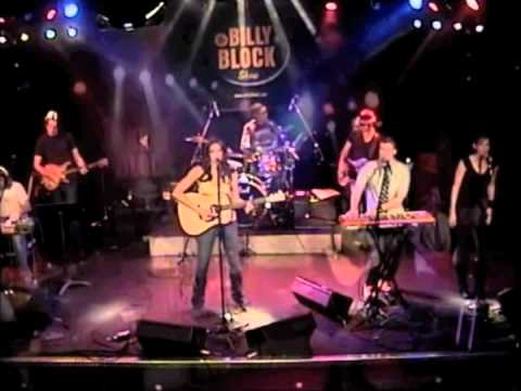 "Ayla Brown singing ""Miss you Already"" on the Billy Block Show"