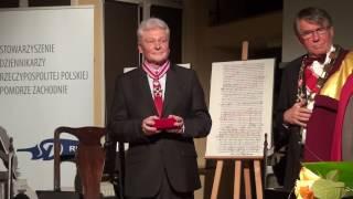 film: Benefis Profesora Bogdana Boguszewskiego - 30.11.2016
